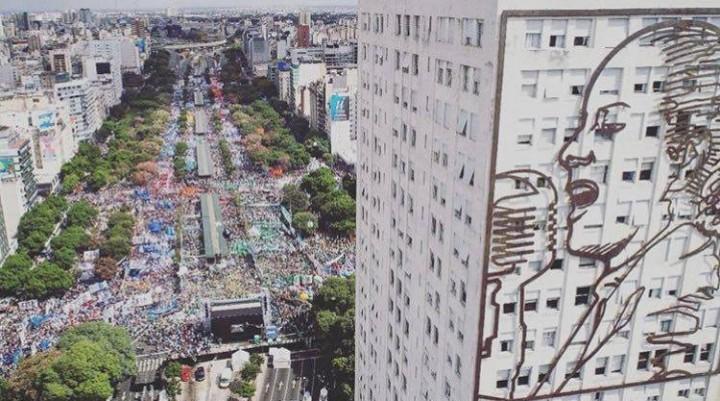 ARGENTINA: Marcha de la bronca !!!