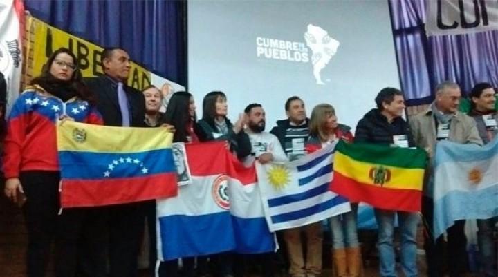 PERU: LLEGA LA CUMBRE DE LOS PUEBLOS