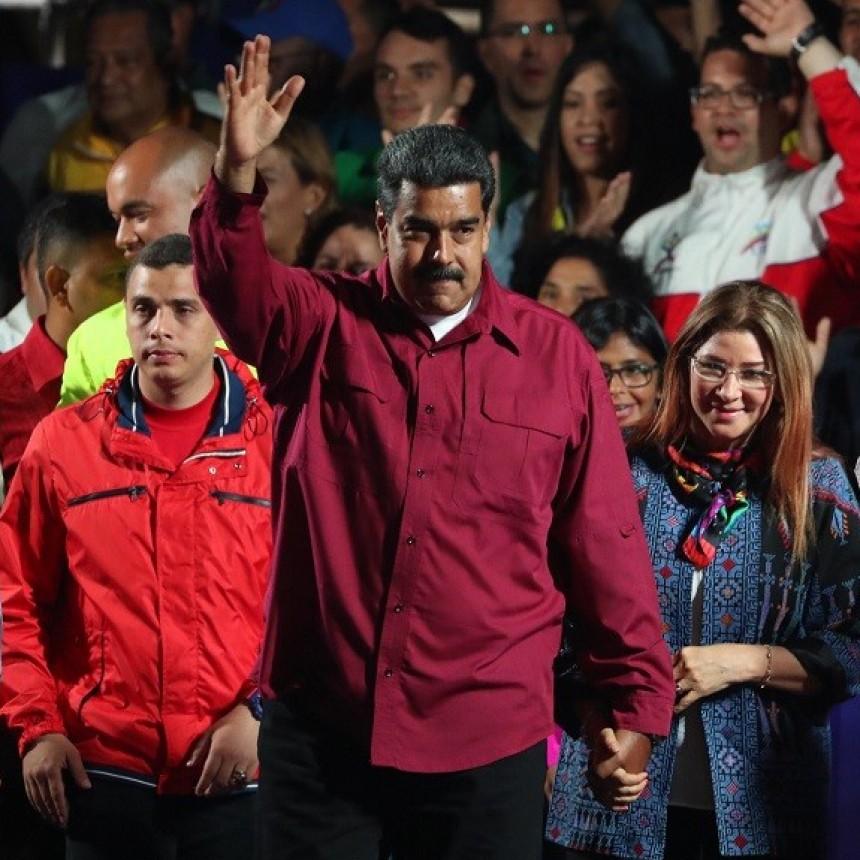 VENEZUELA: SIGUE GANANDO EL PUEBLO, SIGUE NICOLAS MADURO