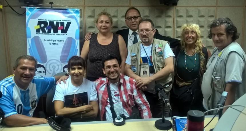VENEZUELA: COMUNICADORES SE PRONUNCIARON A FAVOR DE LAS ELECCIONES