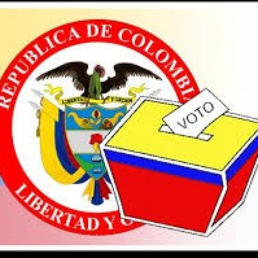 COLOMBIA : RUMBO A LA SEGUNDA VUELTA
