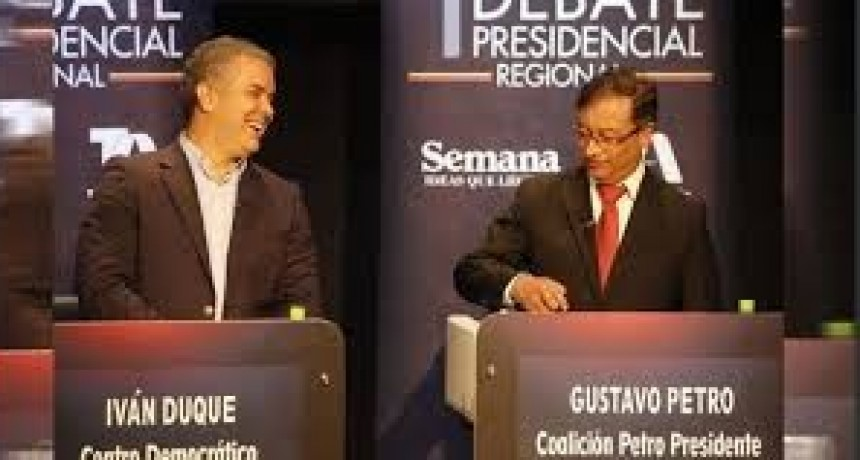 COLOMBIA: SEGUNDA VUELTA CON UN FUTURO QUE PREOCUPA
