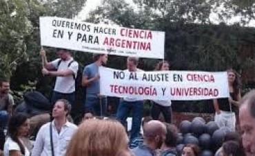 ARGENTINA:INVESTIGADORES Y ESTUDIANTES CONTRA EL MODELO EXCLUYENTE EN EL PAIS