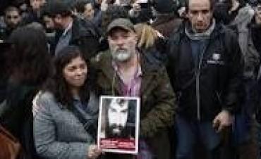 ARGENTINA: SIGUE DESAPARECIDO SANTIAGO MALDONADO