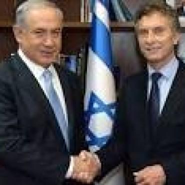 ARGENTINA: LLEGARA AL PAÍS EL PRIMER MINISTRO DE ISRAEL