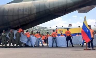 VENEZUELA : EJEMPLO DE SOLIDARIDAD INTERNACIONAL