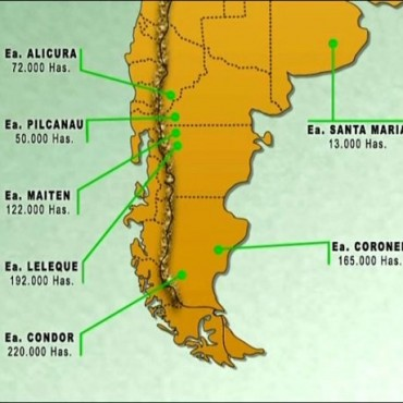 ARGENTINA :                          Los terratenientes
