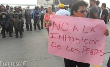 HONDURAS: UN PUEBLO SE MOVILIZA POR EL COBRO DE PEAJES