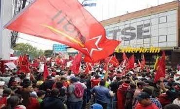 HONDURAS: EL PUEBLO GANA LAS CALLES RECLAMANDO LOS RESULTADOS ELECTORALES