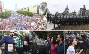 ARGENTINA: EL ESTADO ARGENTINO SIGUE RESPONDIENDO CON REPRESION