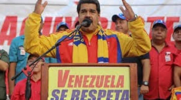 LOS PAÍSES CIPAYOS QUIEREN VER CAER A VENEZUELA