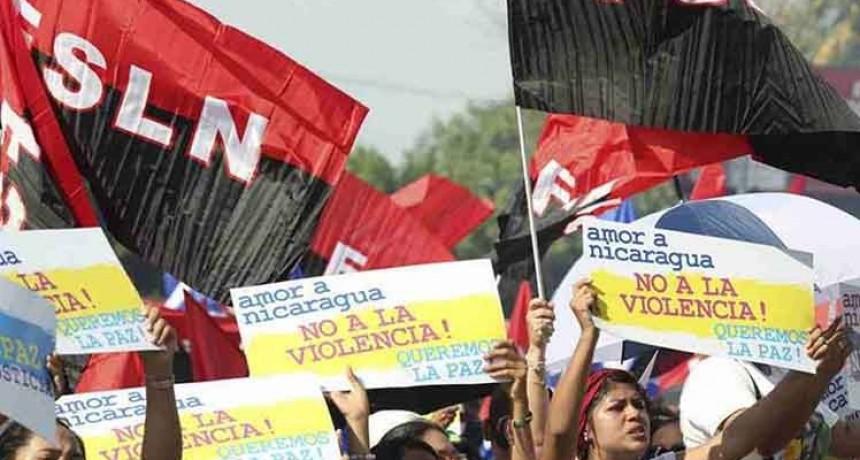 NICARAGUA: UTILIZAN MISMOS METODOS QUE EN VENEZUELA