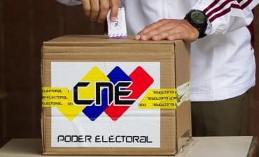 VENEZUELA: SIGUE EN REVOLUCION